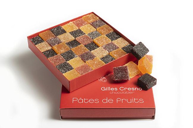 pates de fruits artisanale livraison