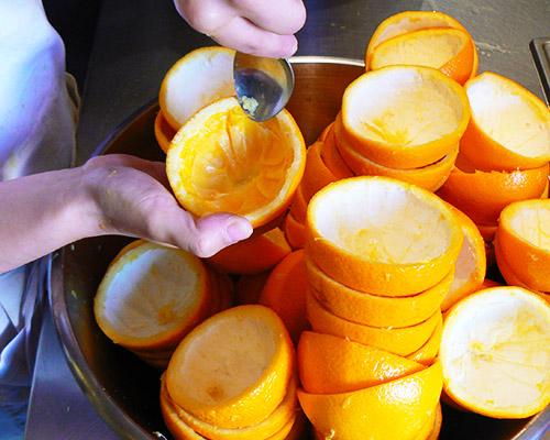pulpe oranges retiree