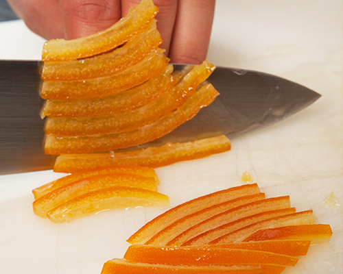 decoupe orangettes