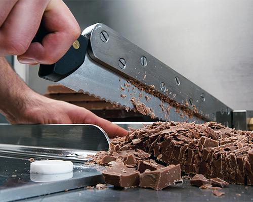 chocolat hache