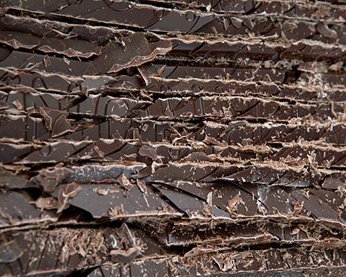 fragments chocolat