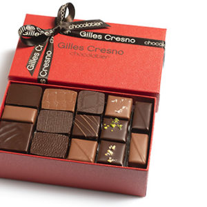 boîte chocolat en ligne artisanale