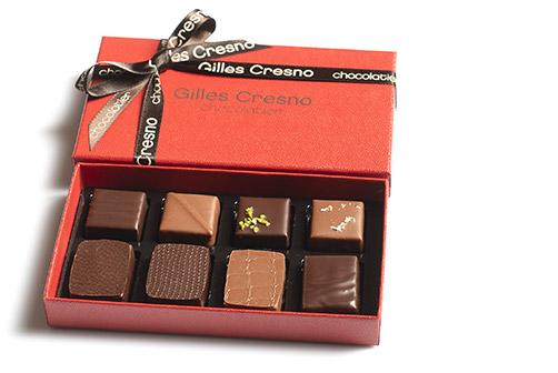 boîte chocolat artisanale en ligne
