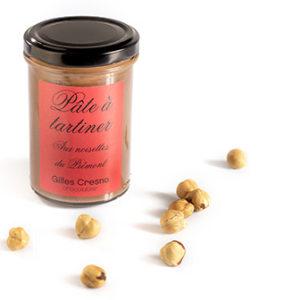 pate à tartiner noisette chocolat artisanale