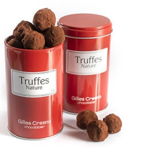 truffes artisanales en ligne chocolat