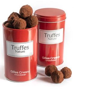 truffes artisanales en ligne chocolat