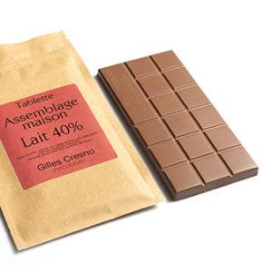 tablette chocolat artisanale en ligne
