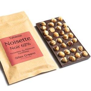 tablette noisette chocolat en ligne