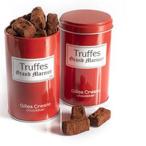 truffes livraison en ligne chocolat
