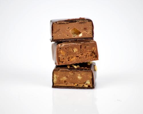 bonbons praliné pistache noisette piémont cacahuète